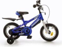 "Kawasaki Kinderfahrrad ""KRUNCH"" 12 Zoll mit Stützrädern"