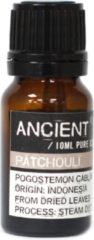 AW Patchouli - 10 ml - Etherische olie - puur natuur - EU gecertificeerd - Stress - Insectenwerend - Nare Luchtjes