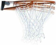 Oranje Lifetime - Basketbal Ring Met Veer en Vervangbaar Netje - 49 cm