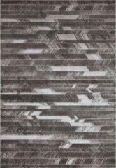 Impression Carpets Mykonos Basic Vloerkleed Bruin Laagpolig - 120x170 CM