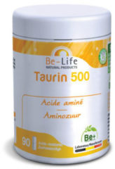 Be-Life Taurin 500 90 Softgel