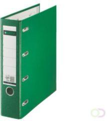 Ordner Bank Leitz 1012 80mm PP 2 mechanieken groen