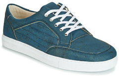 Blauwe Lage Sneakers Dream in groen JAKAUREL