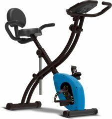 TurboTronic SportTronic ST-X6 opvouwbare hometrainer blauw/zwart