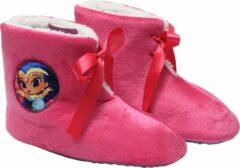 Nickelodeon Slippers Meisjes Polyester Roze Maat 33-34