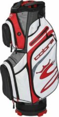 Cobra UltraLight Cartbag 2020 - Zwart Wit Rood