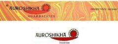 Wierookstokjes Auroshikha, Gember, 30 sticks