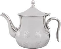 Zilveren Bama Theepot Moroccan II 2L