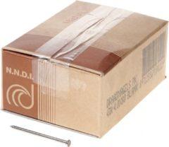 Van der Loo Macnail draadnagel PK blank 4 x 80 mm 5 kg