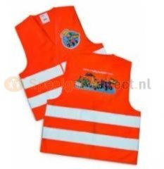 Rolly Toys Oranje Veiligheidsvest 558698