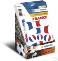 Tattoos Herma Frankrijk Flaggs