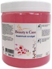 Beauty & Care - Rozenmusk scrubgel - 250 ml