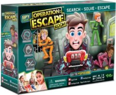 YULU - Spy Code Operation: Escape Room - Actiespel