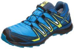 XA Lite GTX Trail Laufschuh Herren Salomon indigo bunting / snorkel blue / sulphur