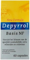 Timm Health Care Depyrrol Depyrrol basis NF 60 vegicaps
