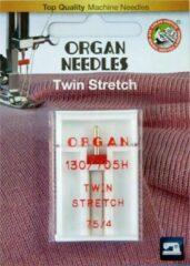 Organ Stretch tweeling naald no 75