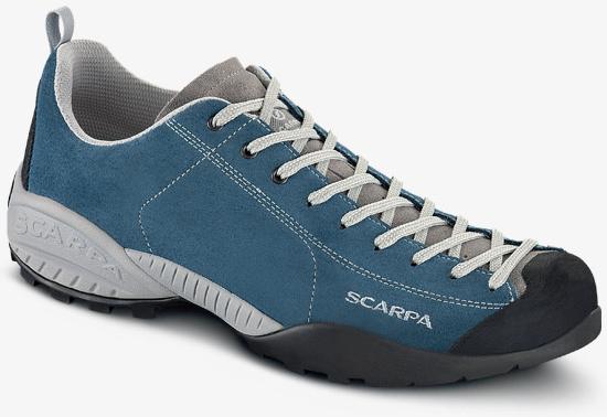 Afbeelding van Scarpa - Mojito - Sneakers maat 42, blauw