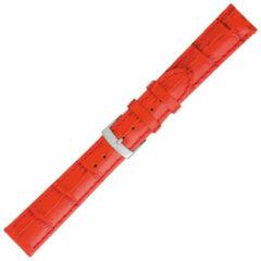 Morellato Horlogebandje Samba Alligator Rood 20mm