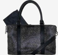 Witte Mozz Bags MOZZ Luiertas Wild Ones Lola Bag - Reverse Minidots