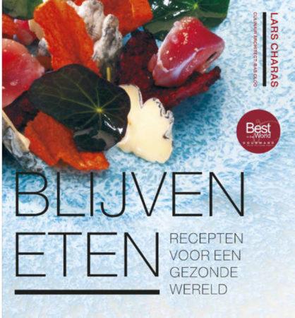 Afbeelding van Blijven eten - Boek Lars Charas (9021567989)