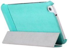 Turquoise Rock Texture Case groen Samsung Galaxy Tab3 8.0