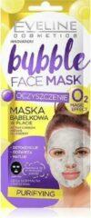 Eveline Cosmetics EVELINE Bubble Face Mask bąbelkowa maska w płachcie Oczyszczająca 7ml