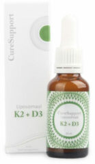 CureSupport Liposomaal Vitamine K2 + D3 Voedingssupplement - 30 ml