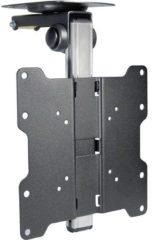 Zilveren MyWall My Wall HL 12 L TV-plafondbeugel 43,2 cm (17) - 94,0 cm (37) Kantelbaar en zwenkbaar