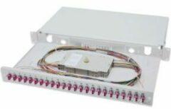 Digitus DN-96332-4 Glasvezel-patchpaneel 24 poorten LC 1 HE