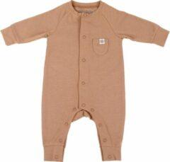 Cloby - UV-werende romper voor baby's - Kokosnoot Bruin - maat 50-56cm