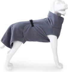 Grijze Doggy Dry Badjas Voor Honden, maat M