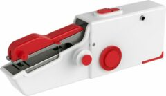 Cenocco CC-9073: Easy Stitch Handheld Naaimachine - Rood