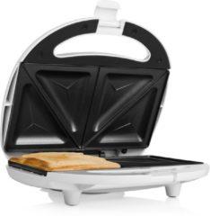 Witte Tristar SA-3052 Sandwich toaster - Tosti ijzer - Sandwichplaten - Deksel met vergrendeling