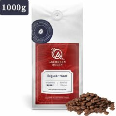 Aberdeen Queen - Regular Roast koffie - Bonen - 1000 gram