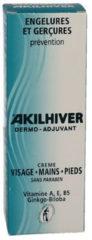 Akileine Wintercreme tube 75 Milliliter