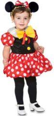 EUROCARNAVALES - Schattige kleine muis kostuum voor meisjes - 2 - 4 jaar (92/104) - Kinderkostuums