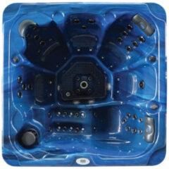 Badstuber Oasis Maxi outdoor whirlpool 6-persoons blauw