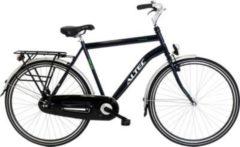 28 Zoll Herren City Fahrrad Hoopfietsen... blau, 47cm