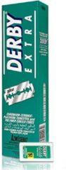 Derby Extra Scheermesjes 100 stuks Double Edge Blades