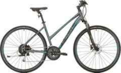 28 Zoll Damen Mountainbike 27 Gang Sprint Sintero... grau, 48cm