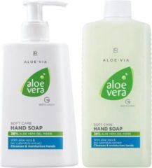 LR Health and Beauty Aloe Vera Hand Soap Set- Zacht Reinigende Handzeep+NAVULLING