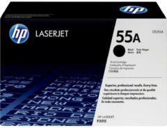 55A zwarte LaserJet tonercartridge (CE255A) - Hewlett-Packard