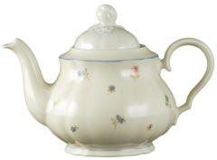 Teekanne Streublume Marie Luise 30308 Seltmann Weiden Elfenbein