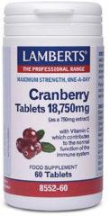 Lamberts - Cranberry Tabletten - 60 tabletten