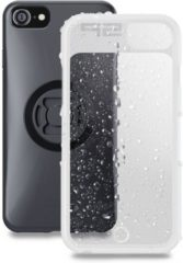 SP Connect SP WEATHER COVER IPHONE 8/7/6S/6 Smartphonehoes Doorzichtig, Zwart