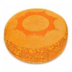 Meditationskissen Shakti, Rund Lotus Yogistar rot