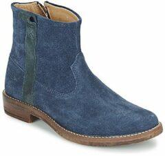 Blauwe Laarzen Shwik TIJUANA STRIPES