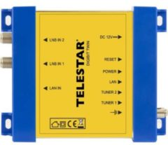 TELESTAR-DIGITAL GmbH Telestar DIGIBIT Twin 1inputs 2outputs Satblock-Verteilung 5310476