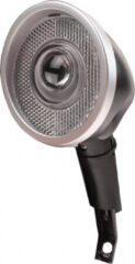 Zwarte Smart en Move Koplamp Move Onyx LED 7 Lux (Naaf)dynamo aan/uit kroonbout