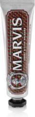 Marvis - Fluoride Toothpaste Teeth Fluorine Paste Sweet & Sour Rhubarb 75Ml